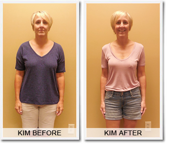 Kim C: Weight Loss Success