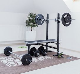 Working Out at Home: Better than the Gym