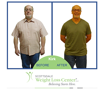 Kirk M Weight Loss Success Story